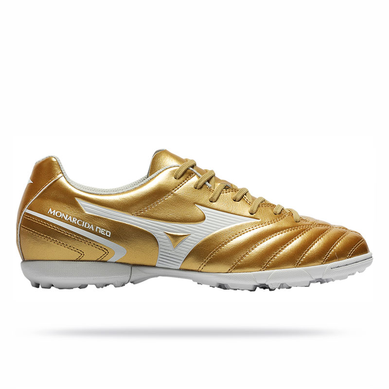 Mizuno Monarcida Neo II Select AS (Gold/White)(รีวิว)